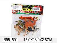 Набор диких животных  в пакете (600 шт/ящ)