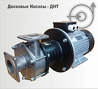 Дисковый насос ДНТ-М 170 30-15 ТУ нержавеющая сталь, фото 1