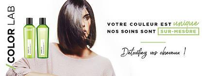 DUCASTEL Subtil Color Lab INSTANT DETOX Shampoing BIVALENT ANTIPOLLUTION - Шампунь для волос с жирными корнями, фото 2