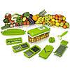 Овощерезка Nicer Dicer, Найсер Дайсер плюс, цвет салатовый, с доставкой по Киеву, Украине