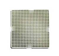 Подставка для обжига керамики (квадратная) ) 2шт+20 керамических пинов