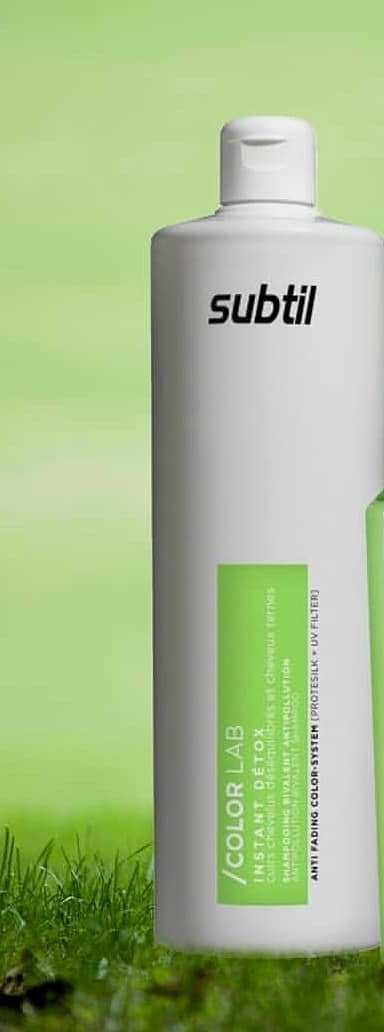 DUCASTEL Subtil Color Lab INSTANT DETOX Shampoing BIVALENT ANTIPOLLUTION - Шампунь для волос с жирными корнями
