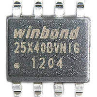 Микросхема Winbond W25X40BVNIG, 25X40BVNIG