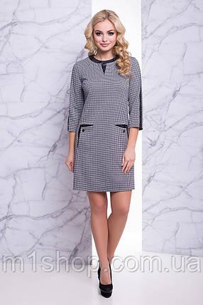 5af5aa9ce8b Женское шерстяное платье в клетку (Элина lzn ) купить недорого ...