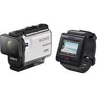 Цифровая  видеокамера экстрим Sony FDR-X3000 c пультом д/у RM-LVR3 (FDRX3000R.E35)
