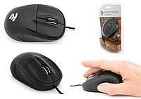 Миша 2E MC101 USB Black (2E-MC101UB)