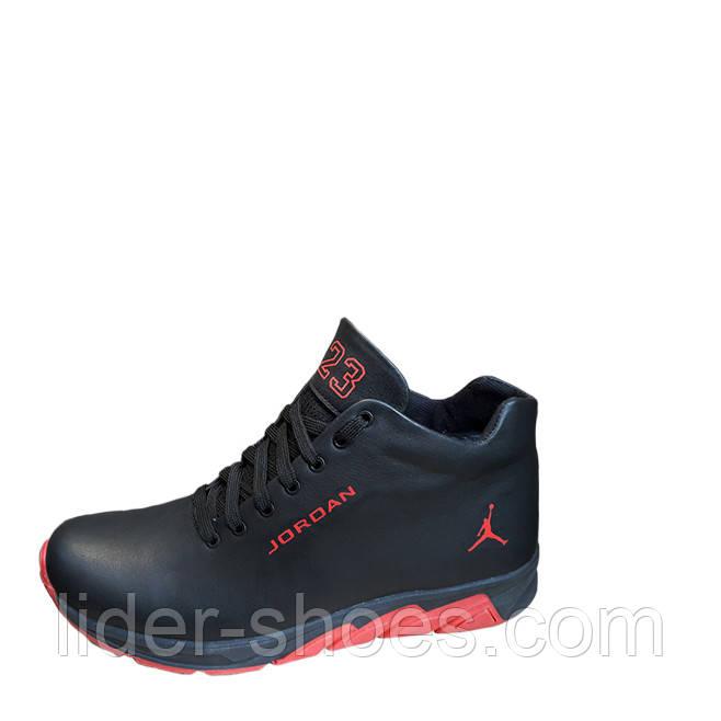 Мужские зимние ботинки в копия Jordan