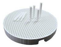 Подставка для обжига керамики (круглая) 2шт+20 керамических пинов