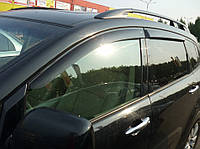 Дефлекторы боковых стекол Subaru Tribeca 2005 (Субару трибека) Cobra Tuning