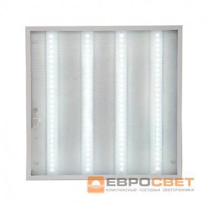 Светодиодная панель LED-SH-595-20 prismatic 36Вт 6400К 3000Лм