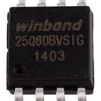 Микросхема Winbond W25Q80BVSIG, 25Q80BVSIG