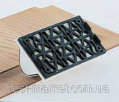 Профильная подошва для шлифования галтелей, выпуклая SSH-STF-LS130-R10KX Festool 491198