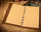 Винтажный блокнот морской тематики, фото 2