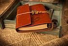 Винтажный блокнот морской тематики, фото 3