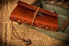 Винтажный блокнот морской тематики, фото 4