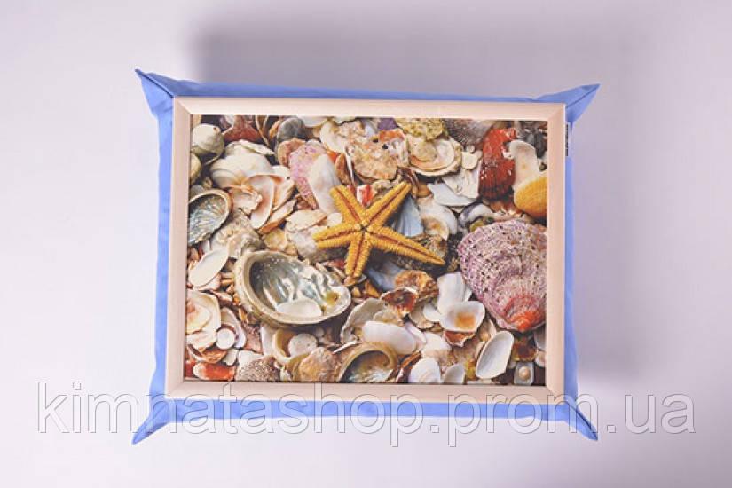Поднос на подушке Море