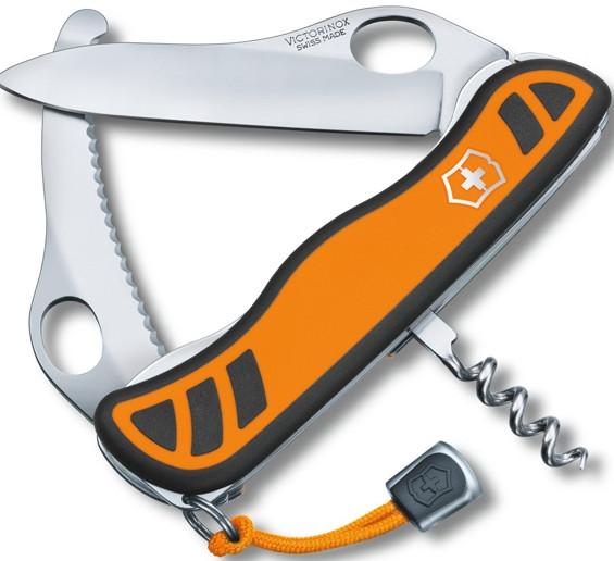 Кишеньковий складаний ніж Victorinox Hunter XS, 08331.MC9 помаранчевий