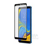 Full Cover Защитное стекло 9H (на весь экран) для Samsung Galaxy A7-2018 (a750)