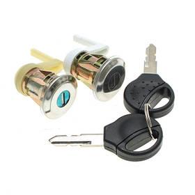 Машина lockcraft замок с 2 ключами передний левый правый для 1998-2009 Peugeot 206-1TopShop