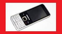 "Телефон Nokia 6300 - 2Sim - 2.4"" -FM - BT - Camera - металлический корпус"