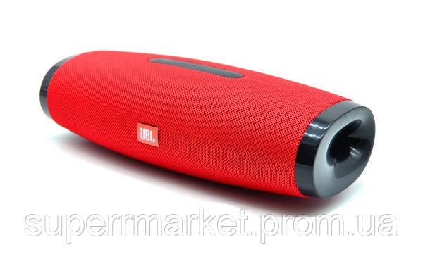 JBL Boost TV mini 20W копия, Bluetooth колонка с FM MP3, красная, фото 2