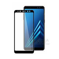 Full Cover Защитное стекло 9H (на весь экран) для Samsung Galaxy A8-2018 (a530)