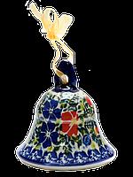 Колокольчик маленький керамический Solemn, фото 1