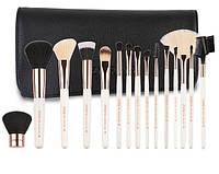 ZOREYA набор кистей для макияжа 15 в чехле Оригинал