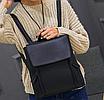 Рюкзак женский трансформер Cool Черный, фото 5