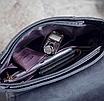 Рюкзак трансформер женский кожзам сумка Cool Черный, фото 9