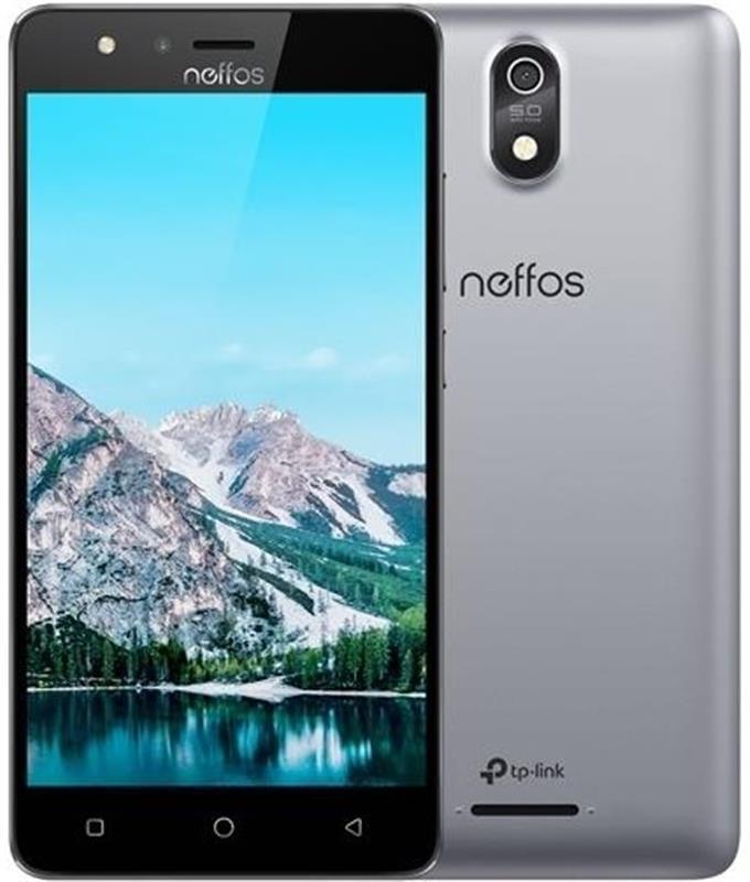 Смартфон TP-Link Neffos C5S Dual Sim Grey (TP704A21UA)