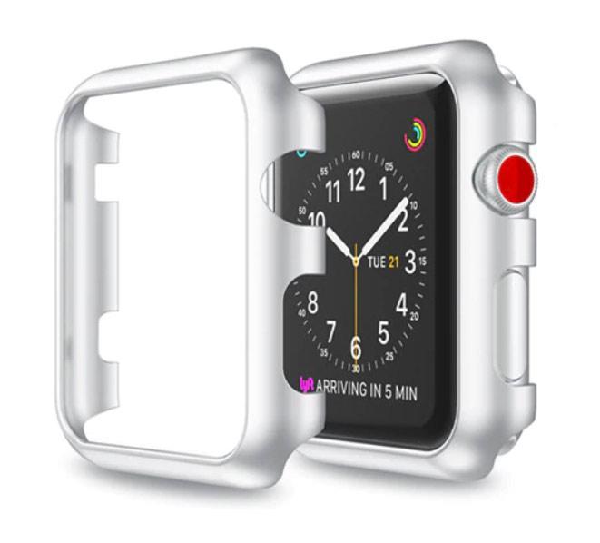 Защитный бампер Primo для часов Apple Watch 42mm - Silver