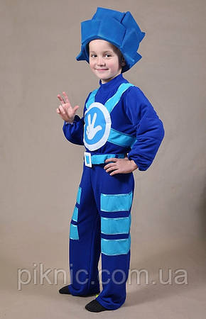 Костюм Фиксик Нолик для детей 7,8,9,10 лет. Детский карнавальный новогодний костюм, фото 2