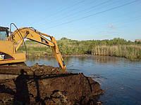 Очистка водоемов - Услуги в Украине, фото 1