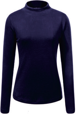 Гольф / свитер женский Glo-story синий, фото 2