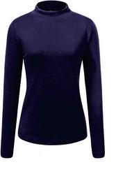 Гольф / свитер женский Glo-story синий