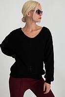 Женский вязаный свитер. S- L Размер., фото 1
