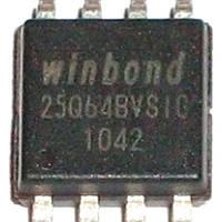 Микросхема Winbond W25Q64BVSIG, 25Q64BVSIG
