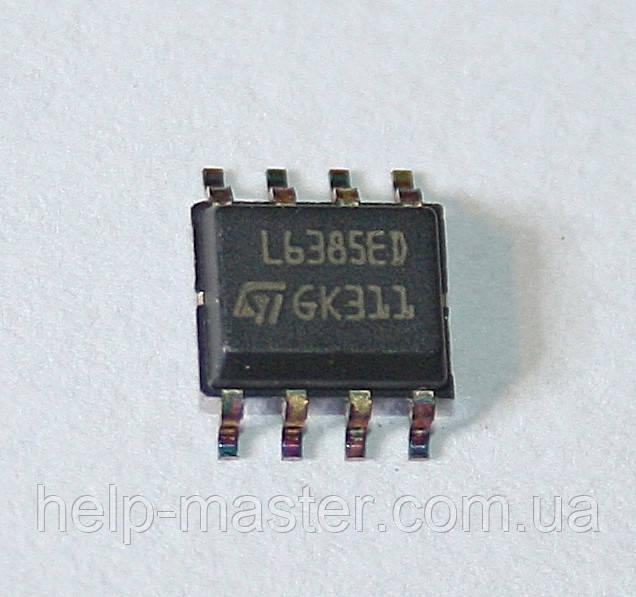 Микросхема L6385ED (SO8)