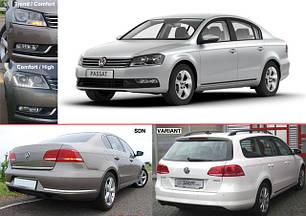 Зеркала для Volkswagen Passat B7 2011-15