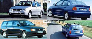Зеркала для Volkswagen Polo 1994-01 Classic Van