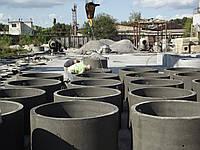 Бетоные кольца для канализации