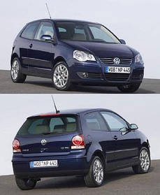 Зеркала для Volkswagen Polo IV 2005-09