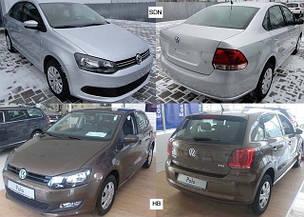Зеркала для Volkswagen Polo V 2009-15