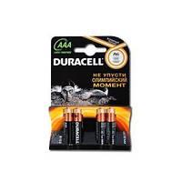 Батарейка Duracell LR-03 ААА по 4 штуки mini