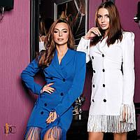 Платье-пиджак, фото 1