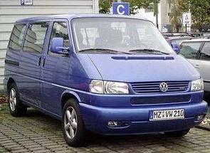 Зеркала для Volkswagen T4 1996-03 Caravelle