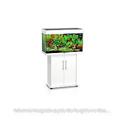 Juwel Rio 125 укомплектованный аквариум белый, 125л
