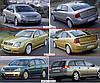 Продам крыло переднее левое/правое на Опель Вектра С(Opel Vectra C)2002-2005