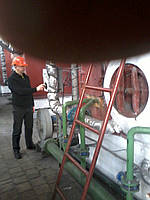 Сервис и наладка котлов, техническое обслуживание котельных